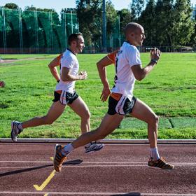 Entreno de Running